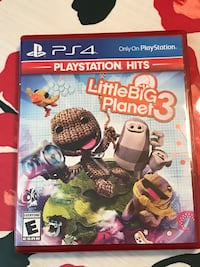 Little Big Planet 3 (for PS4) Derry, 03038