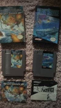 NES games original boxes with instructions  Marrero, 70072