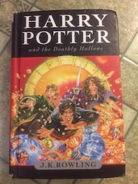 Harry Potter and the deathly hallows  Toronto, M1S 2V9