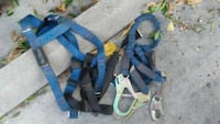 Fall tech harness and double lanyard Fort Pierce, 34949