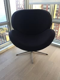 Bo Concept Accent Chair - Black New York, 10282