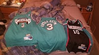 Vancouver Grizzlies Adidas Jersey PORTCOQUITLAM