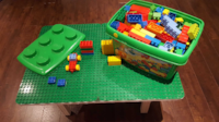 Lego Table Set  null