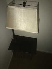 Two End Tables with Lamps Clinton, 20735
