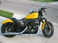 yellow and black cruiser motorcycle Reading, 19606