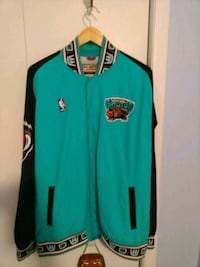 Authentic Vancouver Grizzlies M&N Jacket Mississauga, L5J 4C6