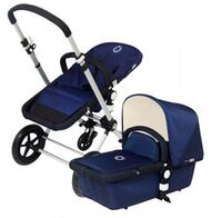 Baby's blue bassinet stroller Concord, 94518