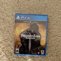 Brand New Kingdom Come: Deliverance- Special Edition (Playstation 4) 38 km