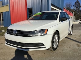 2015 Volkswagen Jetta 1.8T GUARANTEED CREDIT APPROVAL!