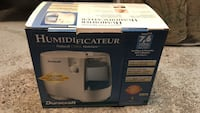 Humidifier used 3 times!!!  Montréal, H8R 2Y3