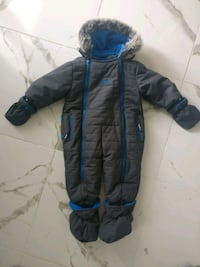 BNNT OshKosh B'gosh 1 piece hooded baby snowsuit Markham, L6E 0C2