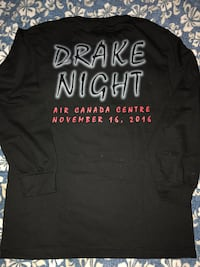Drake night ovo raptors Toronto, M6A 1Z4
