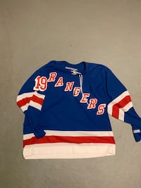 Nick Kypreos rangers jersey size large. Perfect Christmas gift  Syosset, 11791