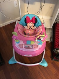baby's pink and blue Minnie Mouse walker Virginia Beach, 23456