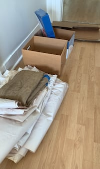 Moving paper and some boxes