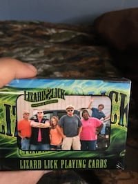 Lizard Lick 52 Card Deck Playing Cards