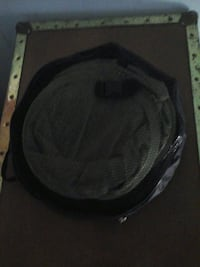 black and gray leather belt Dover, 03820
