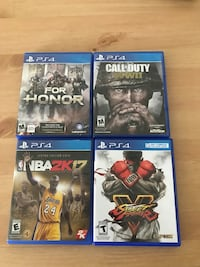 PlayStation 4 video games Homestead, 33035