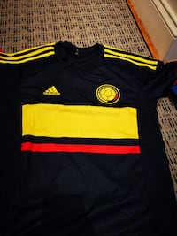 Colombia Soccer Jersey 2015-2016 Away