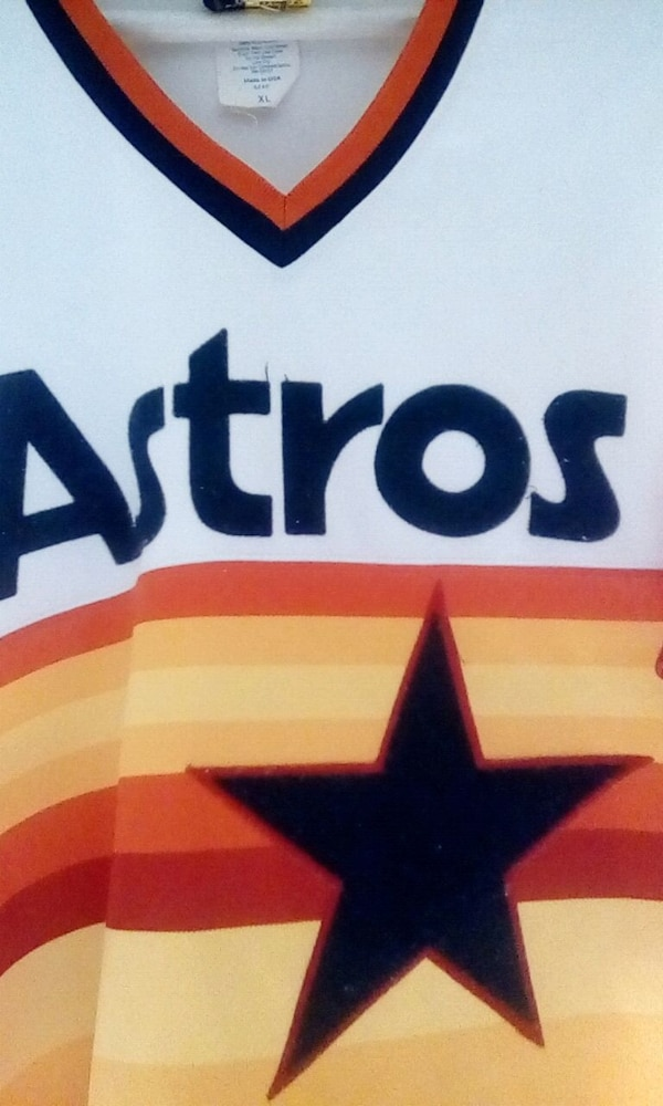 online store acec5 5bc1b Houston Astros Throwback jersey