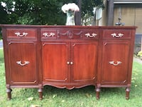Delivery-antique French side board or buffet Mississauga, L5H 1S3