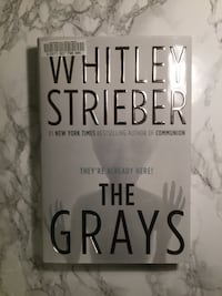 The Grays by Whitley Streiber  Vaughan, L6A 1W7