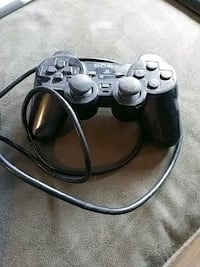 black and gray Sony PS2 controller Newburgh, 12550