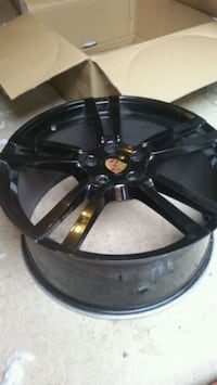 "22"" rims  5×130 bolt pattern (55 offset)"