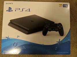 All New PS4s!!! All 1TB!!