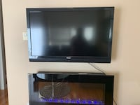 Tv with wall mount included