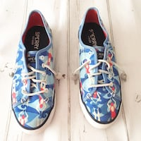 Sperry Top Sider Tennis Shoes Columbia