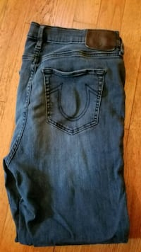 True Religion denim jeans