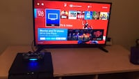 PS4 slim 500GB with controller