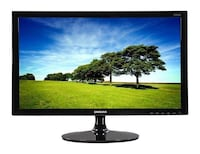 New Samsung 23.6inch LED monitor SD300 24 km