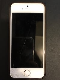 iphone 5s cracked used iphone 5s with screen for in vancouver 6622