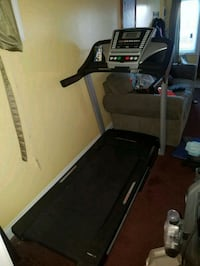 black and gray automatic treadmill Capitol Heights, 20743