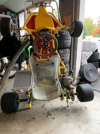 "Go kart collection/ package ""3karts"""