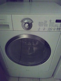 white front-load clothes washer Rio Rancho, 87124