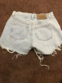 Calvin Klein high waisted shorts Los Angeles, 90032