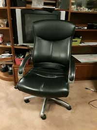 Leather executive chair Rockville, 20853