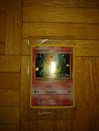 French Pokemon TCG Charmander Toronto, M6L 1B4