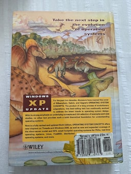 Operating System Concepts / Wiley International Edition 4b72acee-c080-420a-8410-3c4c77b80e9f