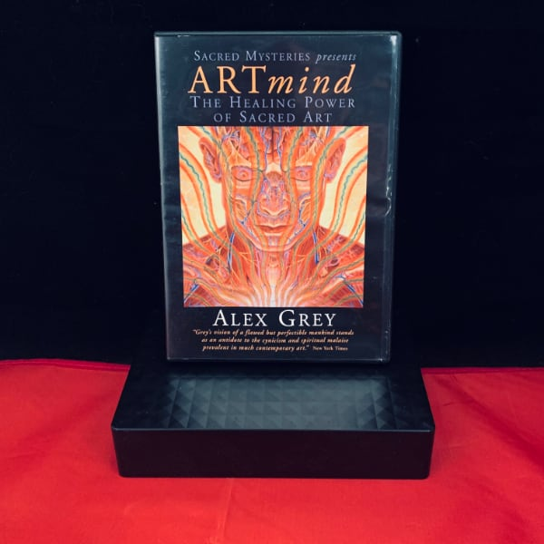 Art Mind: The Healing Power of Sacred Art by Alex Grey