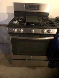 GE Gas Stove with cord