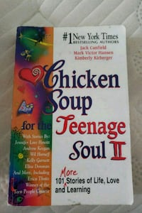 Chicken Soup For The Teenage Soul II Adelphi, 20783