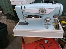 Sewing machine made by Good housekeeping