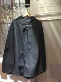 black and gray button-up jacket Mississauga, L5W 1S9