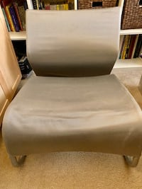 Silver Chair (Ikea) perfect for bedroom, den or family room Lutherville Timonium, 21093