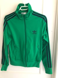 Adidas Firebird Track Jacket - Green and Navy Mississauga, L5M 7N6