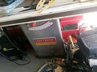 Craftsman professional table saw Winchester, 92596
